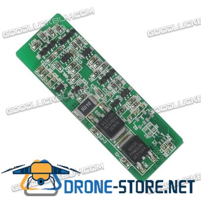 3 Packs 12V 8A Battery Protection PCB Board with Balance for Li-ion Cell