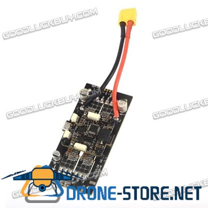 Flycolor 4 in 1 2-4S 30A BLHeli ESC Integrated F3 Flight Control & Power Board for RC Drone