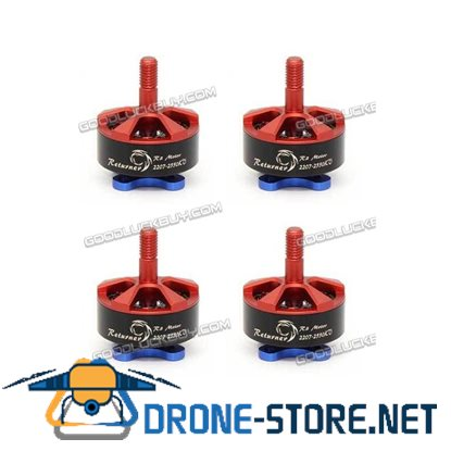 4Pcs BrotherHobby Returner R3 2207 2550KV FPV Racing Brushless Motor for FPV Racer