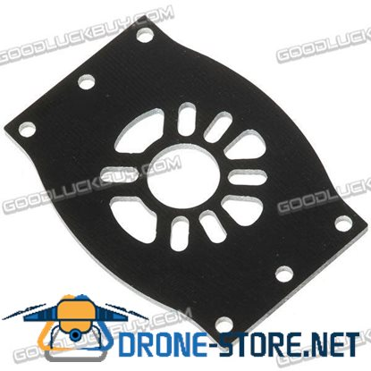 DIY 3608/4008 Motor Mounting Plate Glass Fiber for Quad Multi-Rotor Aircraft 22mm