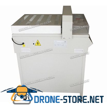 """18"""" WD-450VS+ Guillotine Cutting Machine Office Electric Stack Paper Cutter Heavy Duty"""