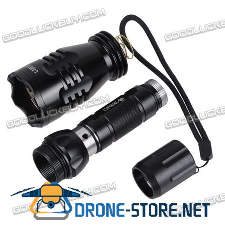 Picture for category Cree MC-E Flashlights