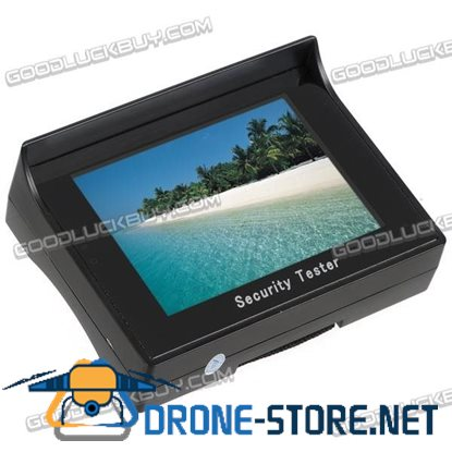 """4.3"""" TFT Color LCD Monitor CCTV Security Surveillance Camera Video Tester"""