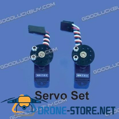 Walkera 38# Parts Servo Set HM-38#-Z-25