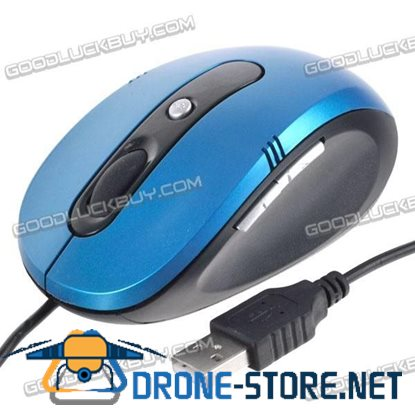 MC Saite Optical Mouse For Computer and Laptop Notebook Smalt
