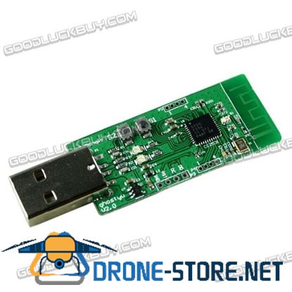 Bluetooth 4.0 CC2540 USB Dongle Development Board Protocol Analyzer BTool