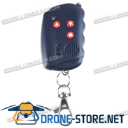 3Keys Universal Remote Control Keychain RF Remote Control with On-Off Function