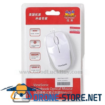 Mini USB Optical Mouse Mice 00DPI for PC Laptop Notebook