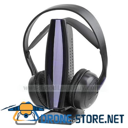 8 in 1 Wireless Headphone Headset SF-880 Net Chat for PC Laptop MP3 TV
