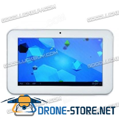 Ampe A76 Elite 7 inch Capacitive Screen Tablet A13 CPU Android 4.0 1.0GHz 8GB