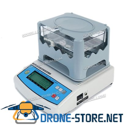 New MH-300A Electronic Densitometer Solid Plastic Density Meter 100-240V