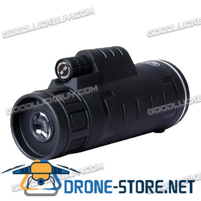 Panda 18x62 HD Optical Monocular Hunting Camping Hiking Handheld Telescope
