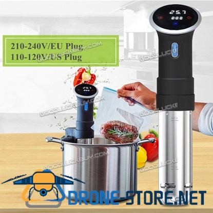 1000W Sous Vide Precision Cooker Immersion Circulator Low Temperature Cooking