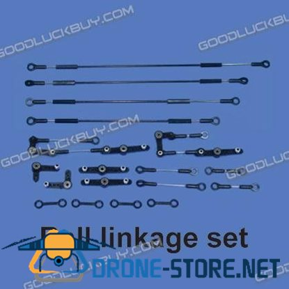 Walkera 38# Parts Ball linkage Set HM-38#-Z-03