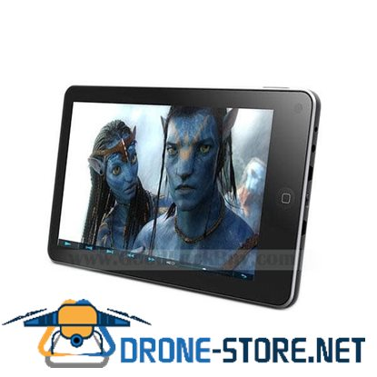 7 inch APAD Android tablet PC black MID Webcam Camera