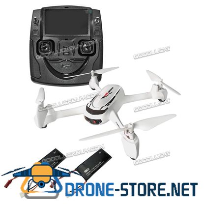 Hubsan H502S X4 FPV RTF GPS RC Quadcopter Drone Toys 720P HD Cam+ Extra 2 Batteries