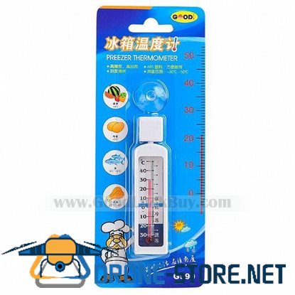 Refrigerator Freezer Fridge Thermometer for Kitchen