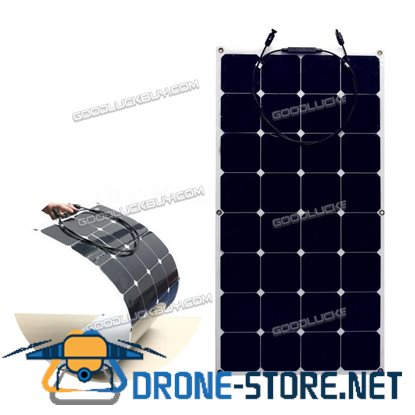 100W Monocrystalline Silicon Solar Panel Module for Solar System Home Factory 18V