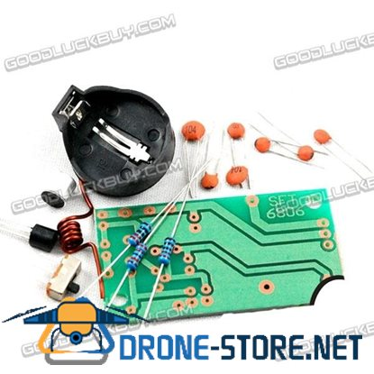 Electronics DIY Kit 6806 FM Wireless Microphone Mic Circuit Board Kit