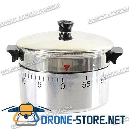 Boiler Cooker 60 Minutes Kitchen Cooking Time Count Timer