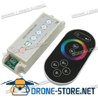 108W12V-M3Q- CM8 108W 12V 3-Channel Touch RGB LED Controller
