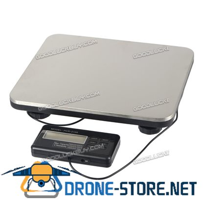 200kg- 440lb Heavy Duty Industrial Electric Digital Postal Scales with LED Display