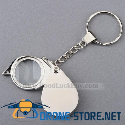 10X 21mm Jewelers Eye Loupe Magnifier Magnifying Glass