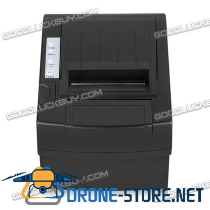 POS-8220 80mm WIFI Wireless 300mm/s POS Thermal Receipt Printer Auto Cutter