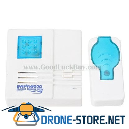 Wireless Remote Control Doorbell Door Chime 36 Melodies
