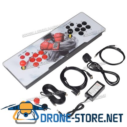 2177 In1 Pandora's Box 7s HDMI Multiplayer Arcade Console Home Video Game Gift