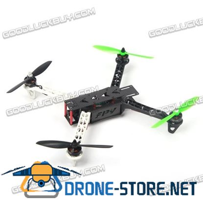 L330-2 Carbon Fiber Quadcopter RTF RC Drone with 720P Camera Monitor ESC Motor