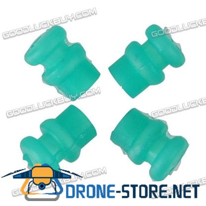 LotusRC T580P+ Green Silicone Rubber for T580P+ Quadcopter Aircraft 4pcs