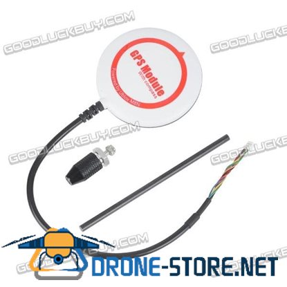 Ublox NEO-M8N GPS Module Built-in Compass with Shell & Folding Support for Mini APM Flight Controller