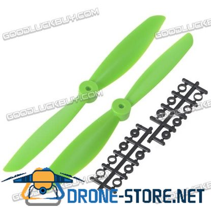 "10x4.7"" 1047 1047R Counter Rotating Propeller Blade For Quadcopter MultiCoptor-Green"