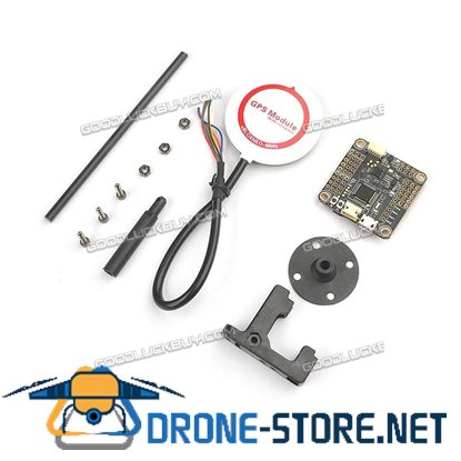 INAV F3 Deluxe Full function Flight Controller with M8N GPS Compass Baro OSD