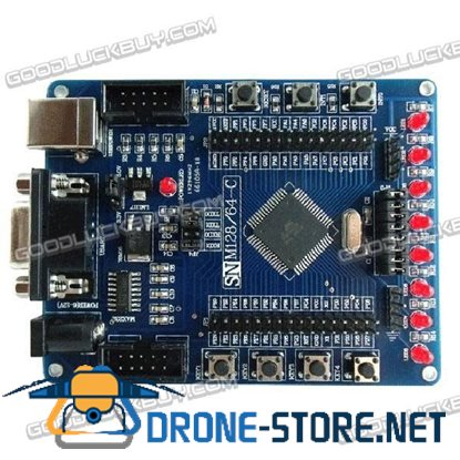 STK128+ ATMEL AVR ATMEGA128-16AU Development Board Kit