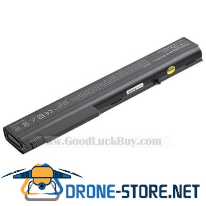 HP 8230 Compatible 5200mAh Replacement Battery for HP 7400/NC8200/NX7300 + More