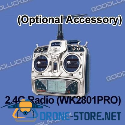 Walkera V120D05 Parts HM-4G6-Z-41 Wk-2801Pro