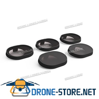 PGYTECH CPL ND4 ND8 ND16 ND32 Camera Lens Filters Drone for DJI Spark 5pcs