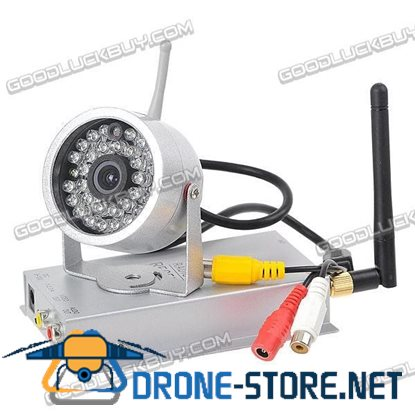 2.4G CCTV PAL Wireless Camera & Receiver Security System KY-2.4GR01+ WN-15