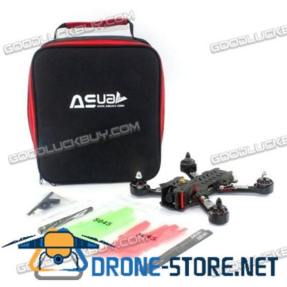 RS220 4-Axis 220mm Carbon Fiber Quadcopter with Propeller F3 Flight Controller PNP
