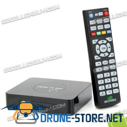 M6 Android 4.0 HD 1080P Network HDMI Media Player