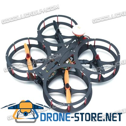 L160-2 Carbon Fiber Quadcopter RTF RC Drone with F3 720P Camera Monitor ESC Motor