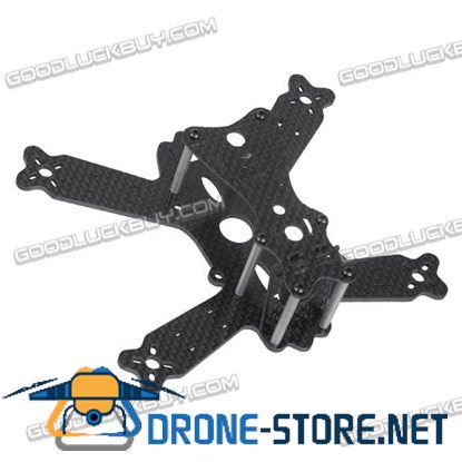 FPV 130mm 4-Axis Carbon Fiber Mini Racing Quadcopter Frame for Aerial Photography