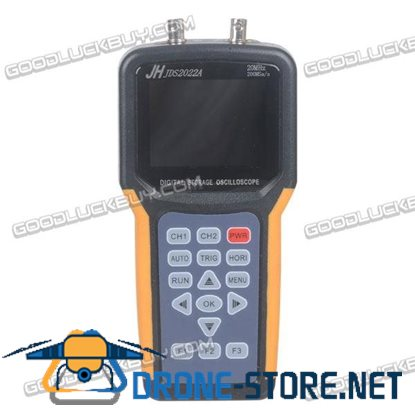 JDS2022A Double Channel 20MHz Digital Storage Handheld Oscilloscope