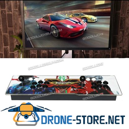 1299 In1 Pandora Box HDMI Video Games Double Stick Classic Console LED Light