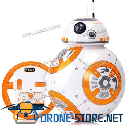 BB-8 Sphero Star Wars Force Awakens Remote Control Robot RC Figures Toys