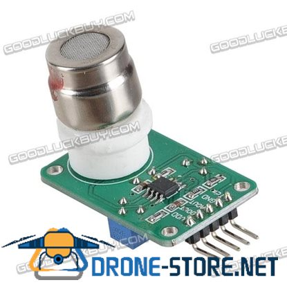 0-2V CO2 Concentration Detection Module Sensor MG811 Sensor Module
