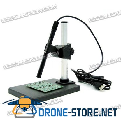 1X-600X Pen type 10MM HD USB Digital Microscope Endoscope Camera Zoom for Maintenance Detection