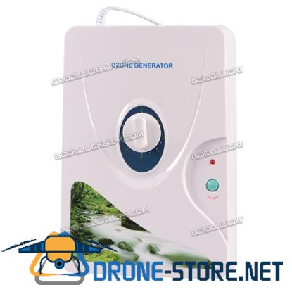 12W Ozone Generator Ozonator 600mg/h Air Purifier Water Food Sterilizer Home